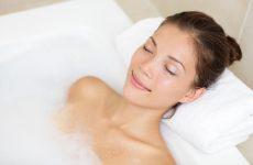 Солевые ванны – особенности применения и полезные свойства