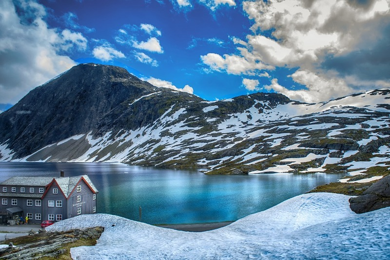 Norvegia-zima
