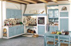Кухня в деревенском стиле — естественная красота интерьера