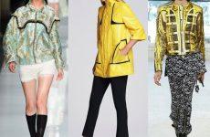 Какие куртки в моде весной 2020?