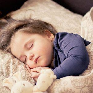 Как приучить ребенка быстро засыпать