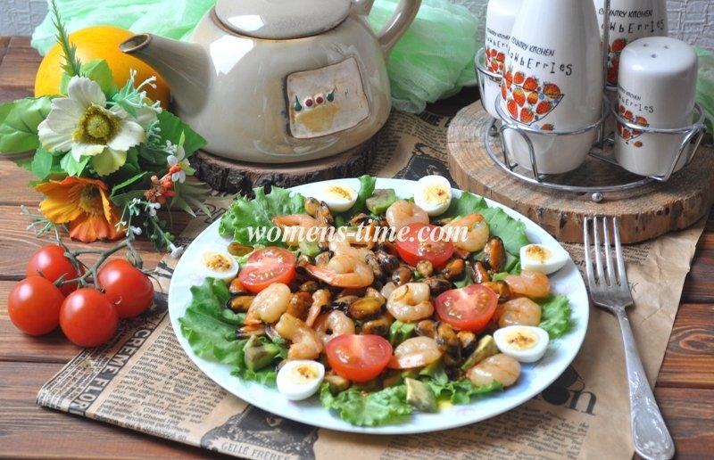 salat-s-krevetkami-prostoy-i-vkusniy