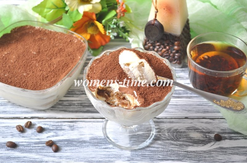 Tiramisu-resept