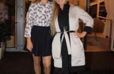 Дана Борисова отправила дочь на учебу в Великобританию