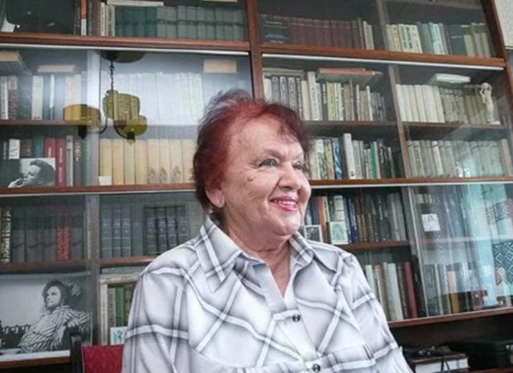 Галина Орлова пережила сына на 20 лет