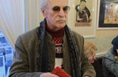 Фото 90-летнего Ивана Краско во время инсульта