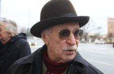 90-летний Иван Краско госпитализирован в реанимацию с инсультом