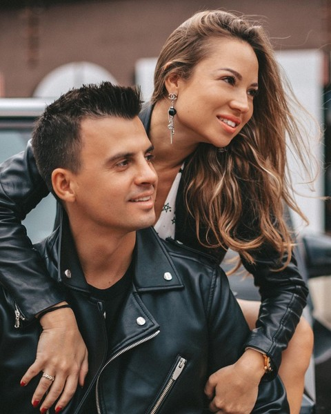 Кирилл Туриченко и Дарья Тарасова