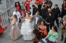 Свадьба Моргенштерна: онлайн-трансляция
