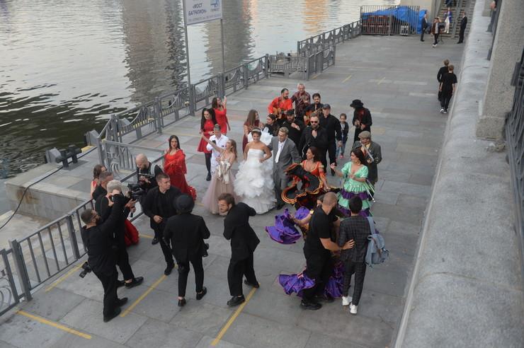 Новости: Свадьба Моргенштерна: онлайн-трансляция – фото №10