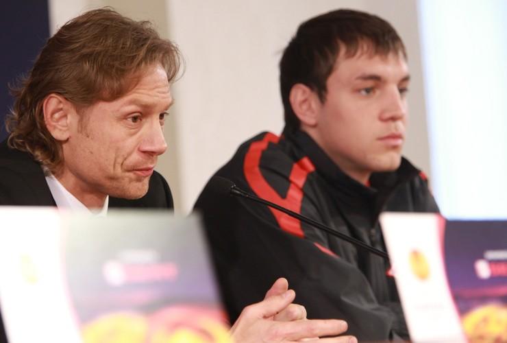 Артем Дзюба и Валерий Карпин конфликтуют с 2000-х