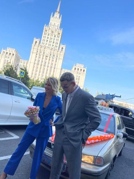 Ксения Собчак вызвалась поддержать артиста