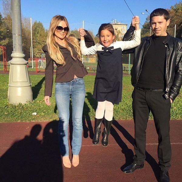У Борисовой и Аксенова не получилось сохранить семью и хорошие отношения ради дочери