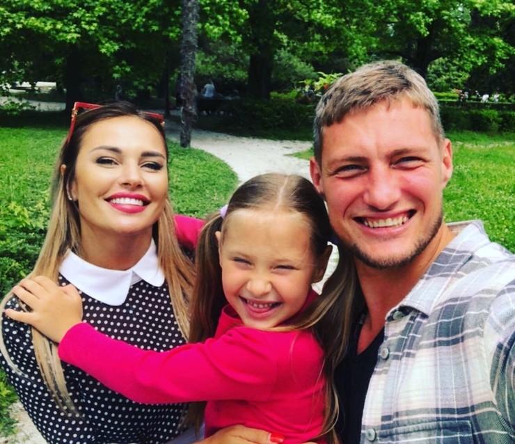 Ксения нашла общий язык с дочками Задойнова