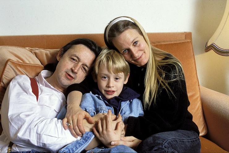 Карьера Маколея стала причиной разногласий его родителей