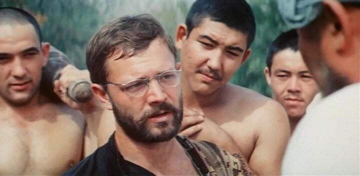 Исполнитель главной роли в картине «Непобедимый» Андрей Ростоцкий трагически погиб