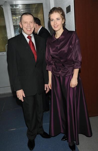 Валерий Золотухин с Ириной Линдт
