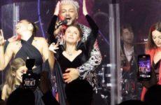 Танцы беременной Нюши, ведущая Собчак и Киркоров на десерт. Елена Блиновская отметила 40-летие