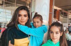 Ксения Бородина: «Дочка очень переживает из-за того, что мама и папа не живут вместе»