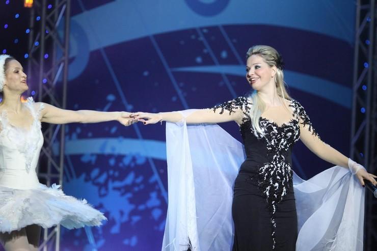 Максакова считает, что Волочкова не угодила влиятельным поклонникам