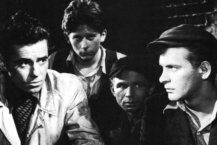 На съемках фильма «Поколение» Полански донимал Анджея Вайду вопросами о технической части съемок