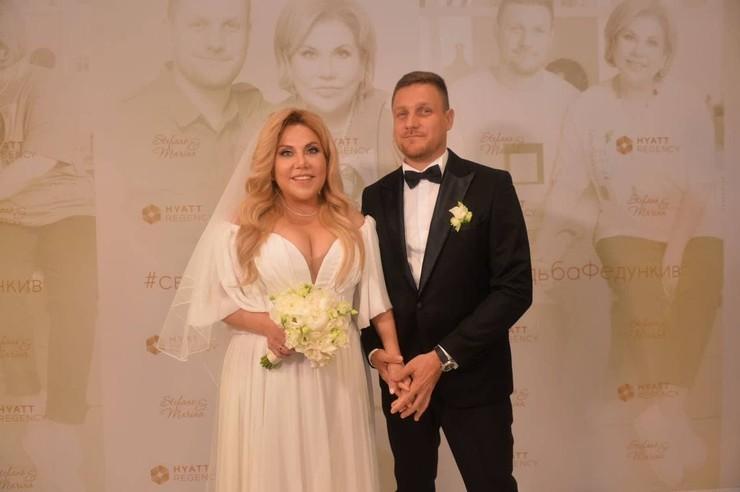 Юмористка вышла замуж в минувшую пятницу