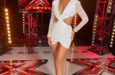 Драники и новые платья каждый день: как Ольга Бузова сидит в жюри белорусского X-Factor