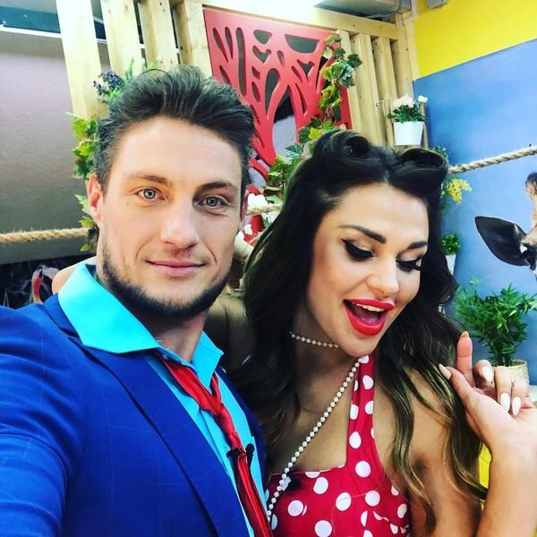 Александр и Ксения Задойновы