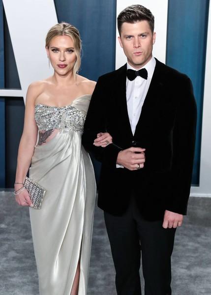 Колин Жост стал третьим мужем голливудской звезды
