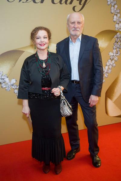 Татьяна Абрамова и Юрий Беляев