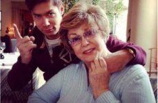Эдита Пьеха: «Мой правнук Петя, по словам Безбородовой, псих и беспризорник»