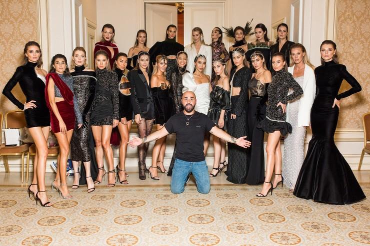 Бичолла Тетрадзе одевает многих звезд и топ-моделей