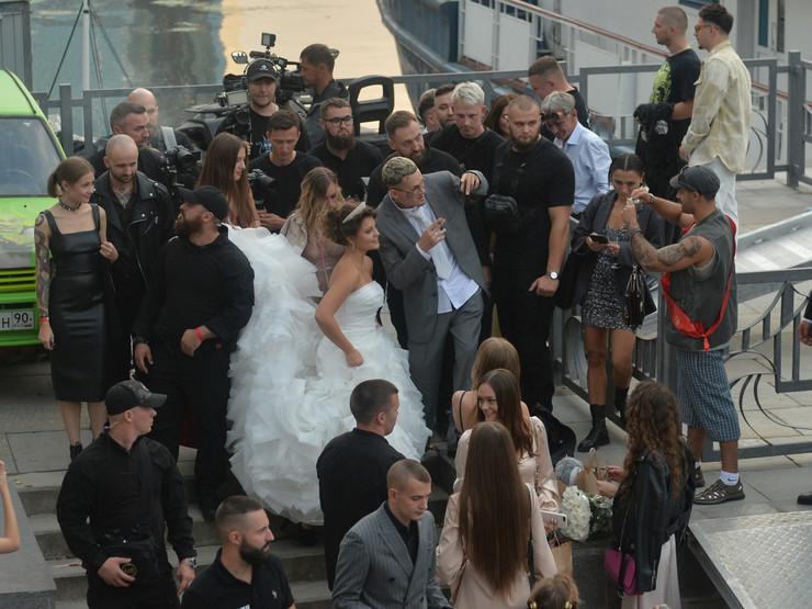 Новости: Свадьба Моргенштерна: онлайн-трансляция – фото №9