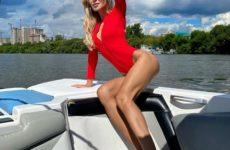 Фитнес-блогер Виктория Демидова ответила на обвинение в анорексии