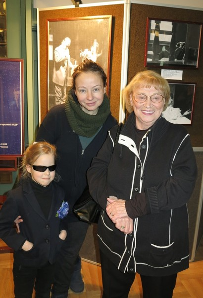 Актриса хочет, чтобы ее дочь росла в полной семье