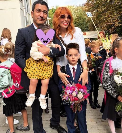С Абгаряном Стоцкая прожила в браке около девяти лет