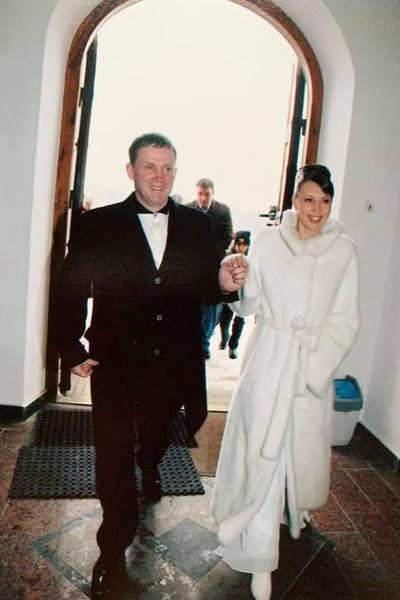 Артисты поженились спустя восемь лет с момента знакомства