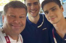 Исторический финал в теннисе, разгромная лекция Губерниева для тренера по плаванию: новости с Олимпа
