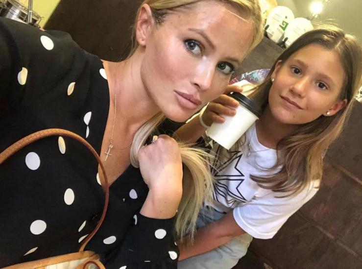 Дана не скрывает, что не была идеальной мамой для Полины