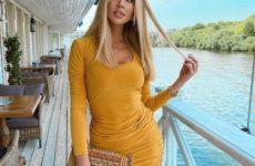 «Езжу на метро в бриллиантах»: Мария Погребняк похвасталась «луком» за 114 миллионов