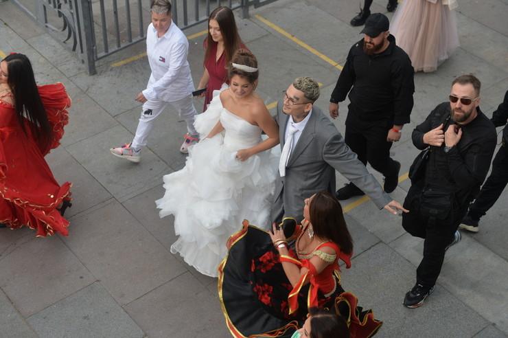 Новости: Свадьба Моргенштерна: онлайн-трансляция – фото №11