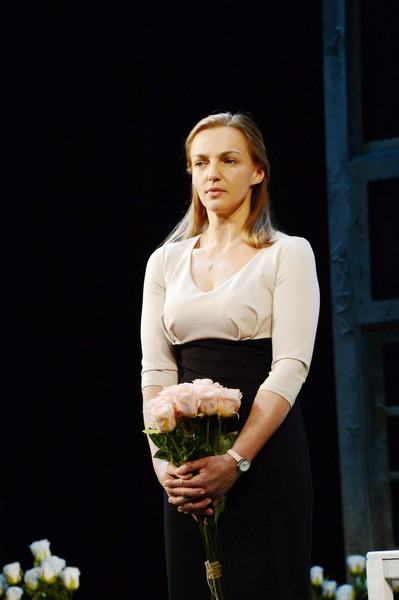 После развода Ирина Леонова играла с Игорем в одних спектаклях