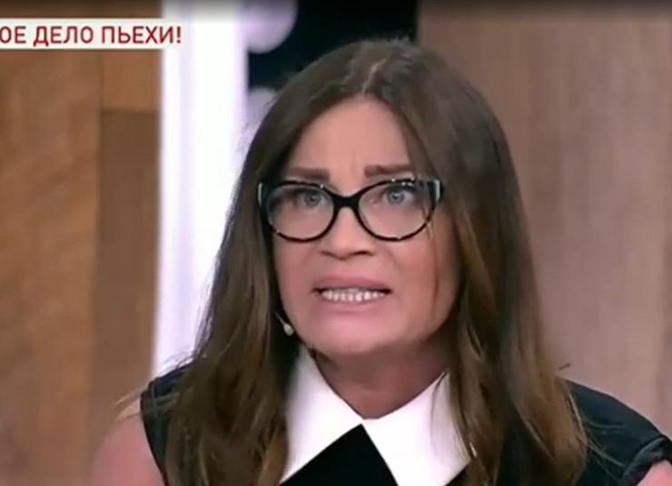 Ирина Безбородова считает себя невиновной в конфликте