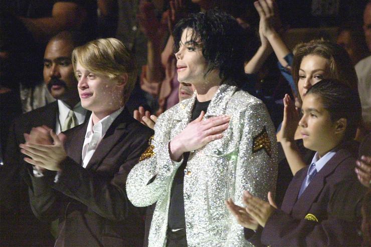 Актер искренне уважал и ценил Джексона как друга