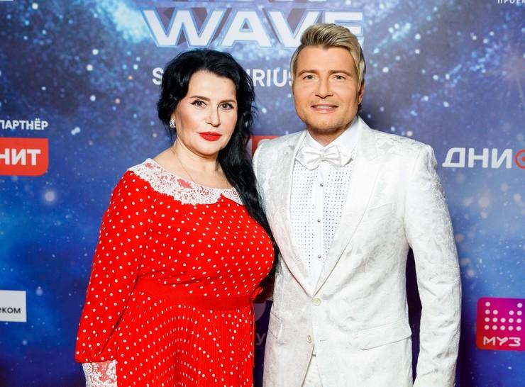 Николай Басков с мамой Еленой Николаевной