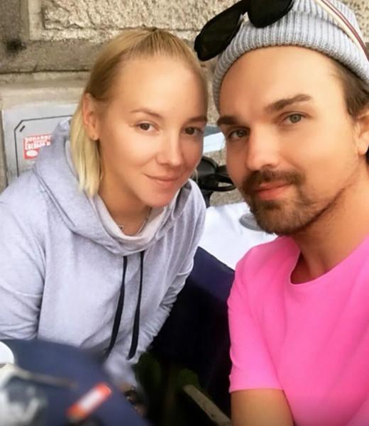 Брак Панайотова и Кореневой длится около пяти лет