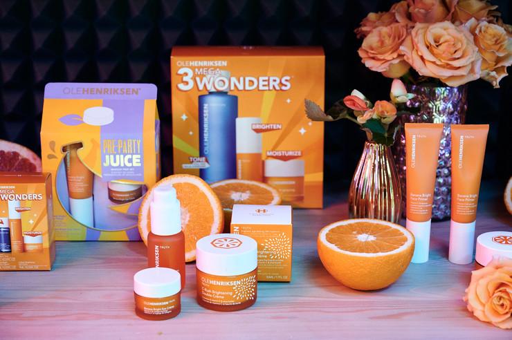 Каждый продукт имеет удобную и красочную упаковку, вдохновленную скандинавским стилем