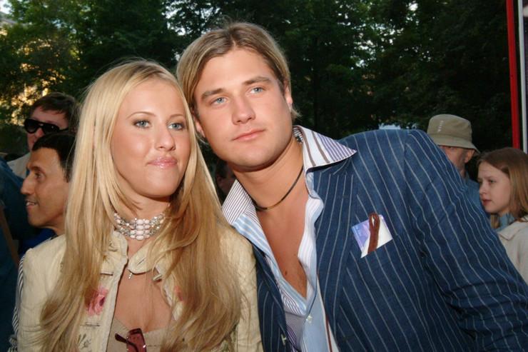 Ходили слухи о свадьбе Леонида с Ксенией Собчак