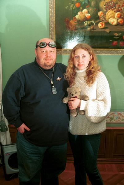 В прошлом году Крылов признался, что дочь не хочет с ним общаться, и он даже не в курсе, есть ли у него внуки