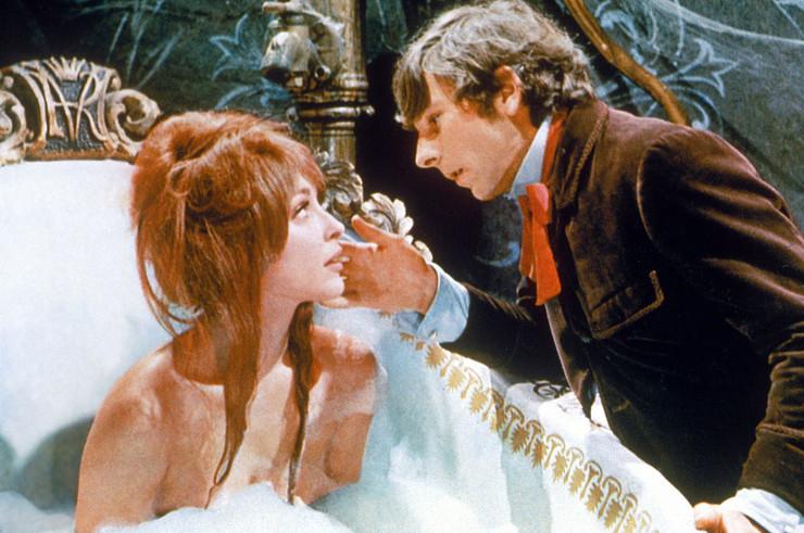 В картине «Бал вампиров» удивительным образом сочетались комедия и драма
